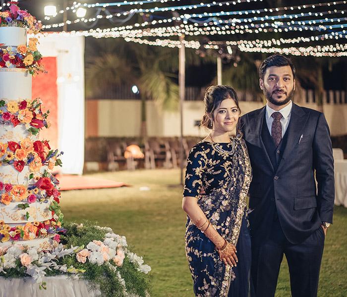 Sonal  &  Abhishek
